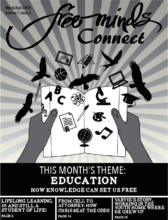 Read along with Free Minds members in the Connect!