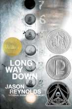 """Long Way Down"" by Jason Reynolds"