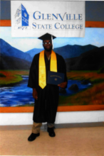 Free Minds member Rafael graduated from college!