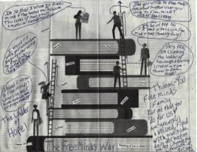 """Ladder of Hope"" by FM Member SK"