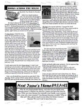 A page from our newsletter to prison, The Connect