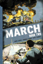 March: Book Two is on the way to federal prisons