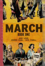 Free Minds members read March: Book One