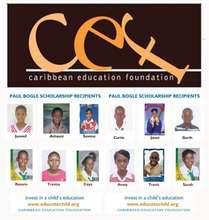 CEF High School Scholarship Recipients