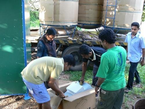 Tsunami Relief: Safe Drinking Water in Sri Lanka