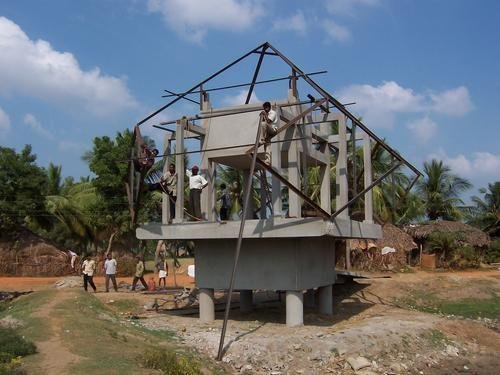 Tsunami Relief - Safe drinking water in India