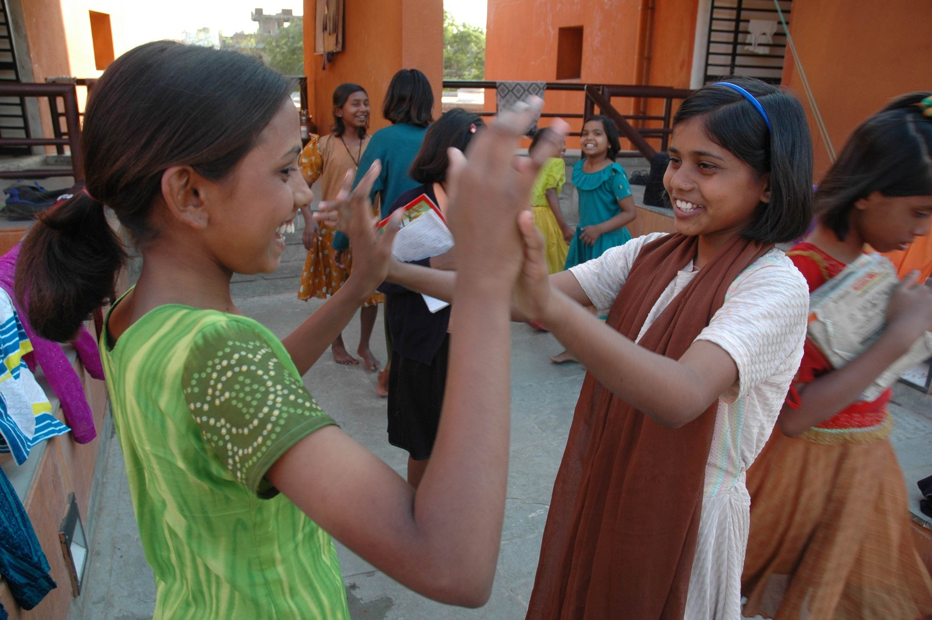Reports on Educate and Empower 450 girls in West Bengal