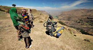 Ethiopian highlands (c) B Allen