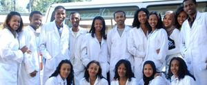 (c) Alkan University - Staff ready for students