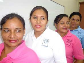 CAPTA women for English Class