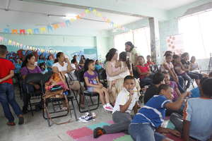 Family Day - first CONEXION event