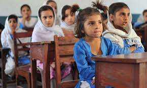 Girls Enrolled in Primary Schools