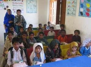 School Children received the Health kits