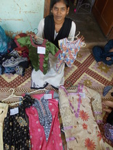young leader skilled with sewing skills