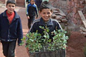 Improve Rural Moroccan Schools: Sami's Project