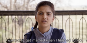 Rashmi before marriage was stopped