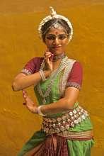 Neetu, a classical dancer