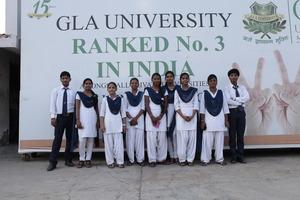 Our School Graduates at GLA University