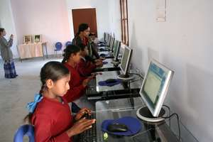 Language Lessons in the Computer Lab
