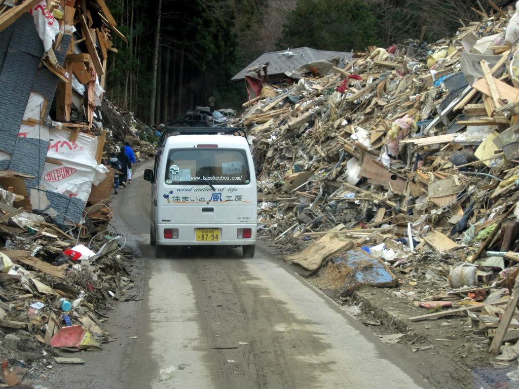 Keep Tsunami-Stricken Isatomae Community Alive