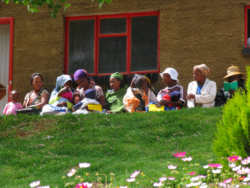 Maternal Mortality Reduction Project with PIH