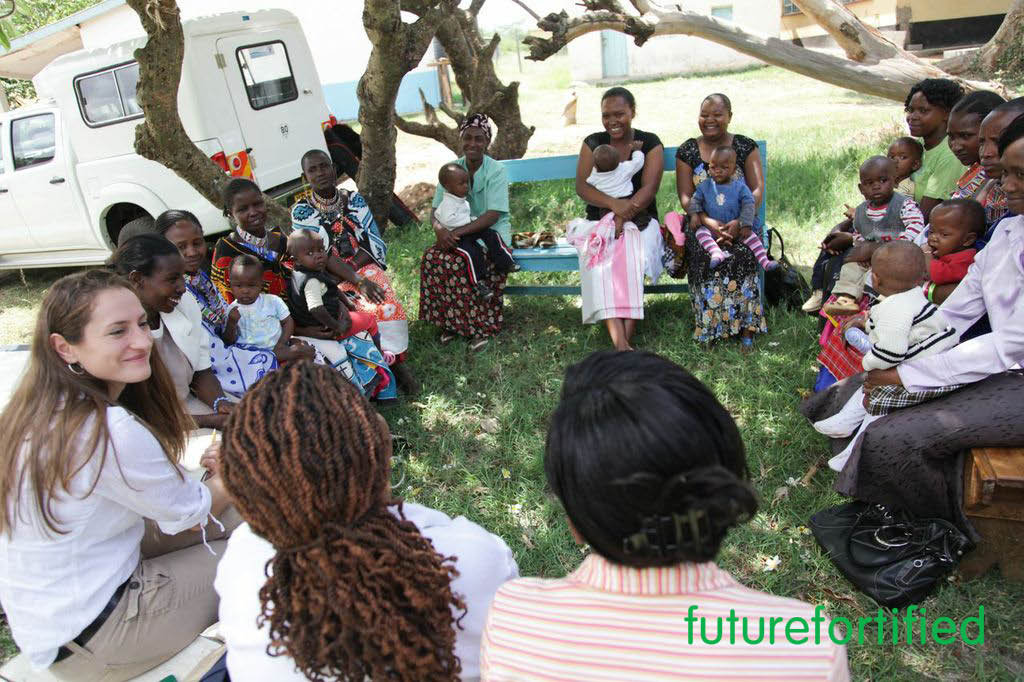 Provide critical nutrients to women and children