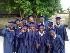 We salute EIM's first graduating class!