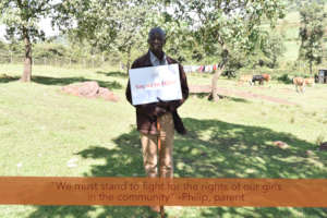 Philip, parent of a program participant, on FGM