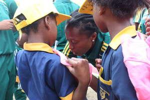 Girls & Football SA: Training Day