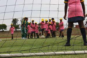 Girls & Football SA: GOOAAALLL!