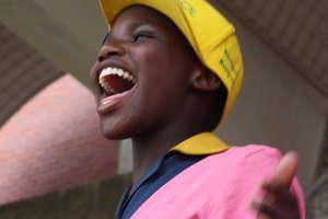 Girls & Football SA: Cheering on teammates!