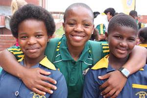 Girls & Football South Africa: Help Us Score!
