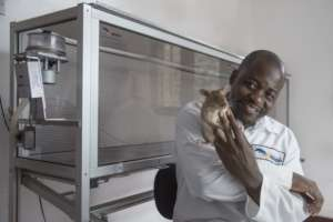 HeroRATs training to stop wildlife trafficking