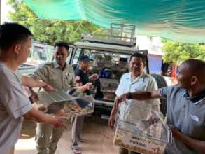 Landmine Detection : HeroRATs Arrive in Cambodia