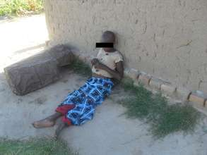 Girl raped and dislocated-Rescue 13 January 2012
