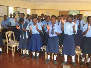 Girls clubs in Uganda have safe spaces to meet