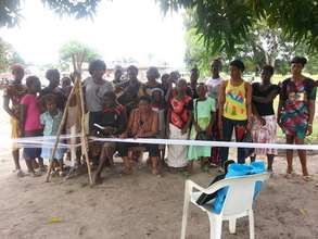 Girl Child Network Sierra Leone on projects