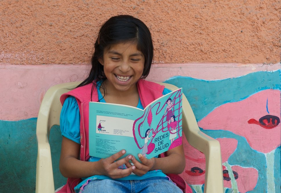 Girls in domestic work: Health=empowerment in Peru