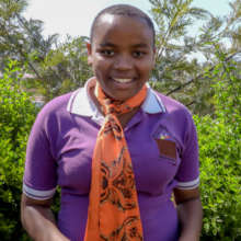 Meet Shillah, the girl who's life you help change!