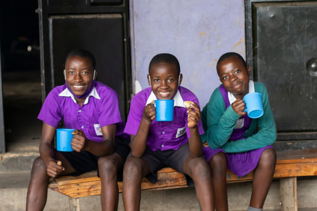 All Ugandan girls should be able to go to school!