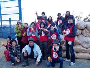 With Saito-san at New Rice Center in Yamamoto-cho