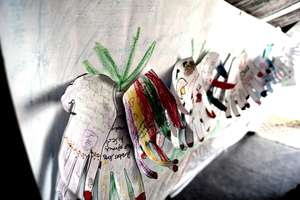 Van Women's Foundation : art therapy project