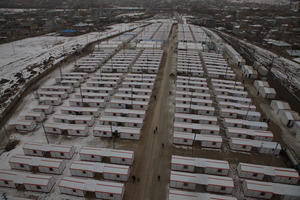 """So called """"container city"""" in Van"""