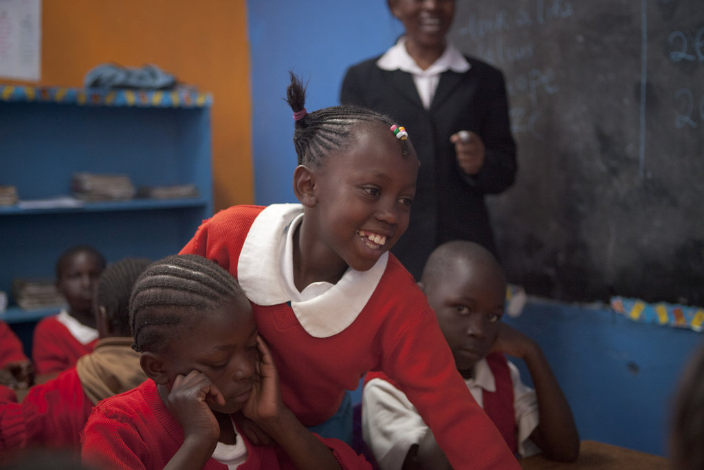 SHOFCO: Educate Girls & Transform the Community!