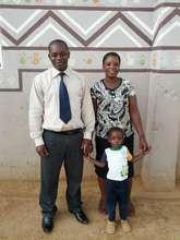 Mishek and family