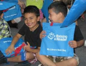Graduation day from Raising A Reader!