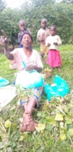 Elderly & pregnant women were the priority for aid