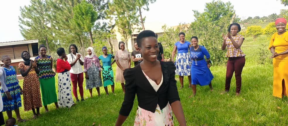 Ugandan GIRLS THRIVE & create their own future