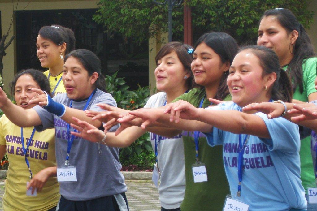 KEEP GUATEMALAN GIRLS IN SCHOOL