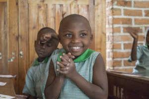 Kutamba Primary School Nursery Student